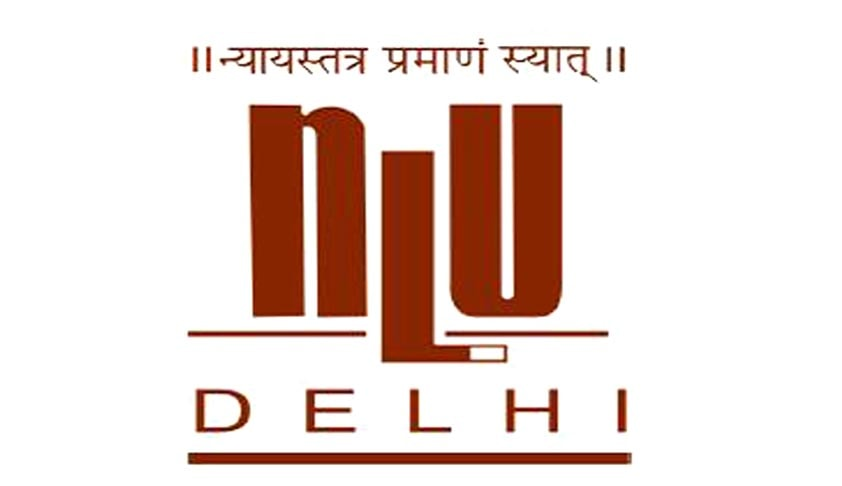 Delhi National Law University Courses n for LLB LLM 2019
