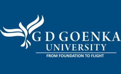 GD Goenka University Admission  Courses BBA B.Com MBA M.TECH M.Com