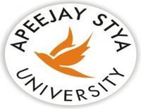 Apeejay Stya University Admission Courses BA LLB MBA BBA BCA