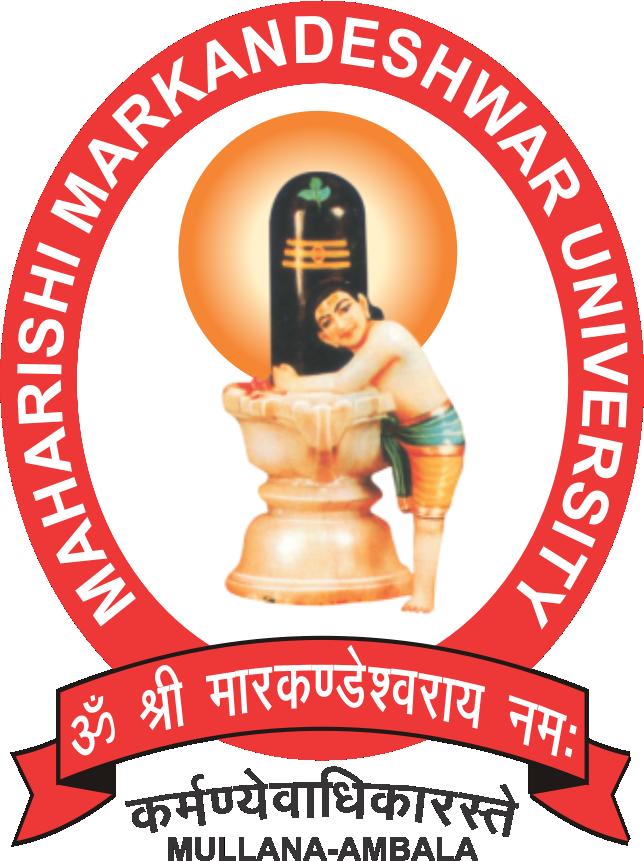 Maharishi Markandeshwar University Admission Courses BA MA BBA B.Sc M.Sc B.Tech