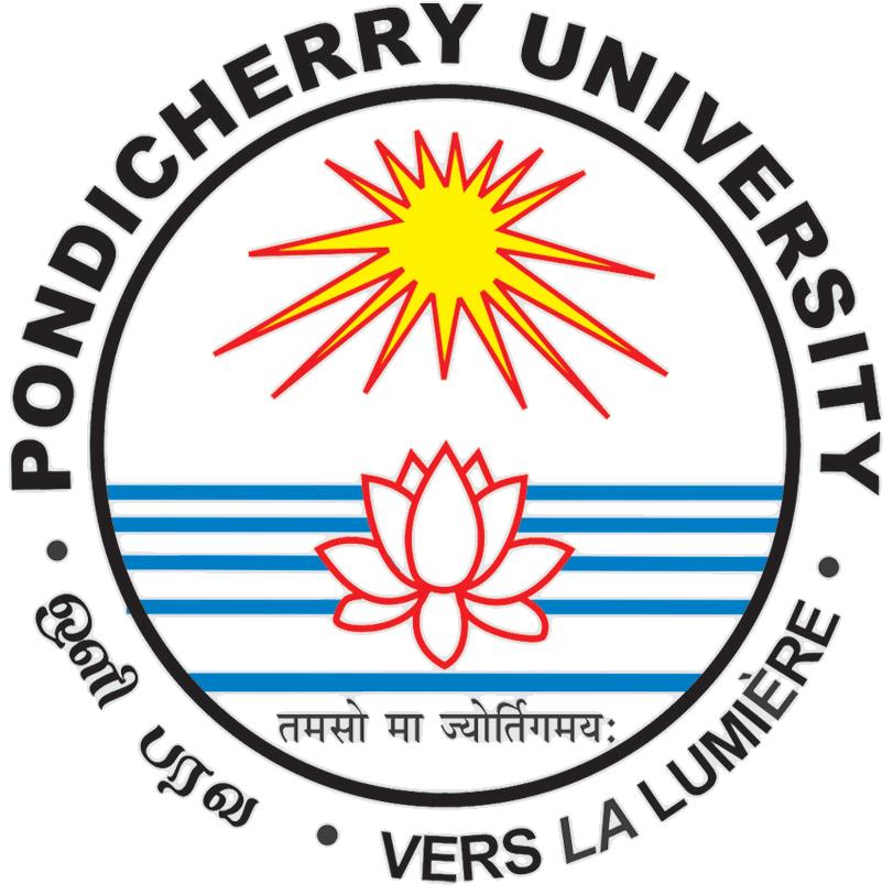 Pondicherry University Admission Distance Education