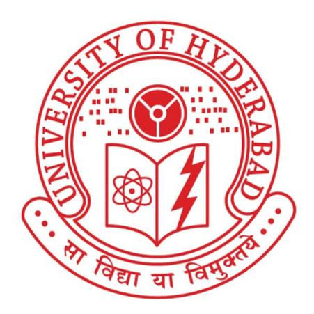 Hyderabad University Distance Education MBA BCA BBA  MBA BCA BBA