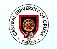 Central University of Orissa Admission MBA BBA MA