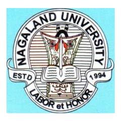 Nagaland University Distance Education MA MBA BBA