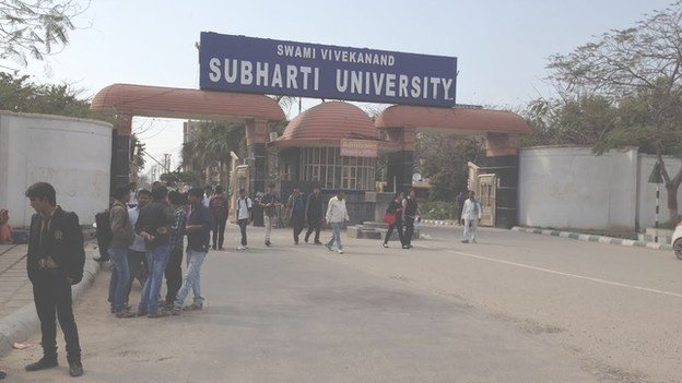 Subharti University Distance Education Admission