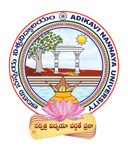 Adikavi Nannaya University Distance Education BA, MBA, B.TECH, MSC, B.ED Admission Open