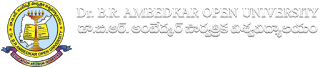 Dr. B. R. Ambedkar Open University Distance MBA, BA, MSC, Education Hyderabad