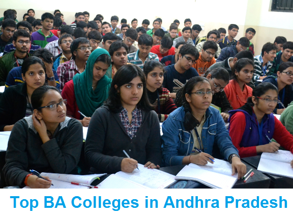 Courses Fee, List for Top BA Colleges in Andhra Pradesh, Admission 2019-2020