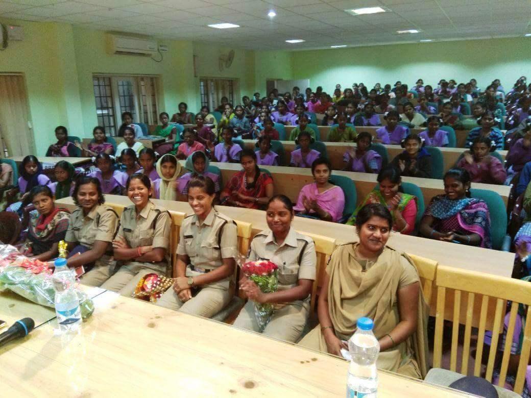 Dravidian University Women gqqamn - Dravidian University Under-Graduate Courses, Fee Structure 2019-20