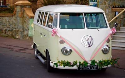Bus de mariage