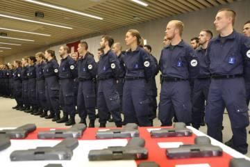 Eröffnung der Schulen 2018 des Interregionalen Polizei-Ausbildungszentrum