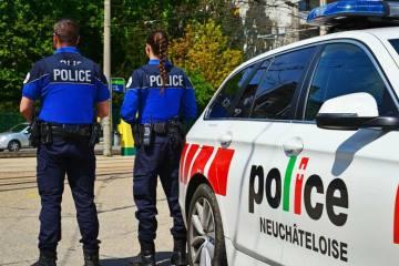 La Chaux-de-Fonds NE - Verkehrsunfall mit Fahrerflucht - Zeugenaufruf