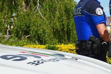 H20 Tranchée de Malvilliers - Verkehrsunfall mit Sachschäden