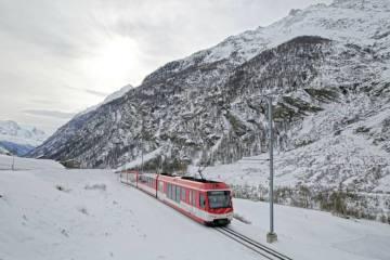 Bahnverkehr zwischen Zermatt und Täsch wieder offen