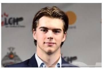 Unterschrieben - Nico Hischier mit NHL Einstiegsvertrag