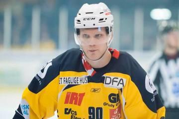 Mario Lamoureux wechselt zum EHC Winterthur