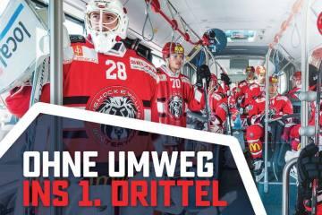 """""""Ohne Umweg ins 1. Drittel"""" - Gemeinsame Kampagne mit Stadtbus Winterthur"""