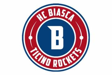 Ticino Rockets mit Probespieler