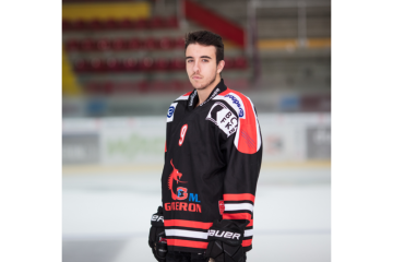 HCB Ticino Rockets - Fribourger Junior im Try-Out