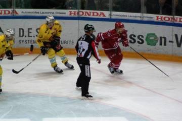 Lausanne HC - Trutmann fraglich