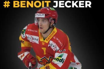 Benoit Jecker wechselt zu Lugano