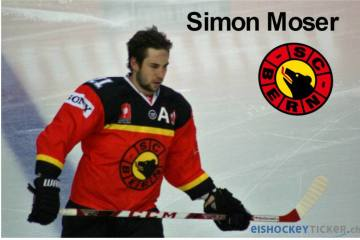 Simon Moser fällt aus