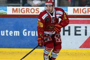 Simon Sterchi für zwei Jahre zum SC Langenthal