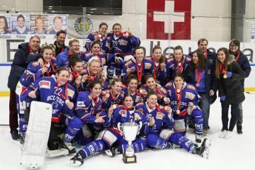 ZSC Lions Frauen sind Schweizermeister!