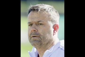 Rahmen neuer Trainer beim FC Aarau