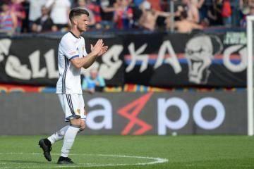 FC Basel - Ricky van Wolfswinkel erfolgreich operiert