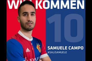 Samuele Campo kehrt zum FC Basel zurück