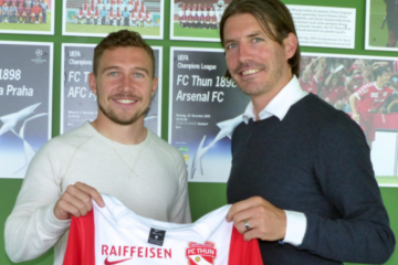 FC Thun leiht Schäppi aus