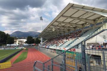 Lugano vor Transfer-Doppelpack