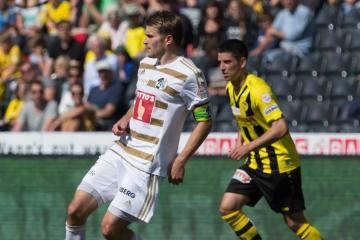 Lustenberger hält dem FC Luzern die Treue