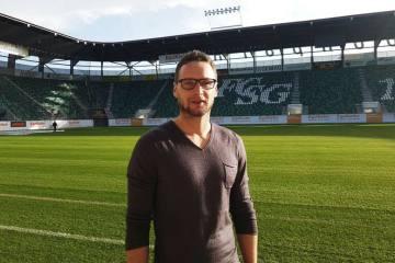 Marcel Herzog neuer Talentmanager des FCSG