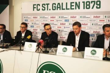 FC St.Gallen 1879 mit neuem Verwaltungsrat