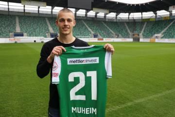 FC St. Gallen holt Muheim