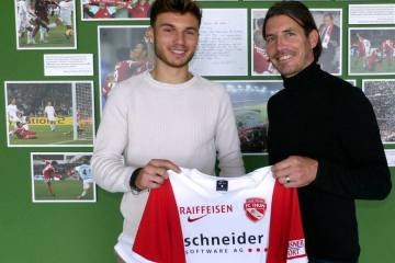 FC Thun verpflichtet jungen Flügelspieler