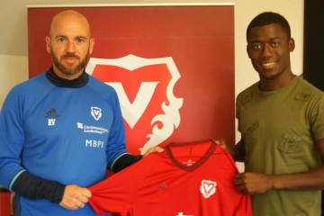 Ex-Hopper unterschreibt beim FC Vaduz