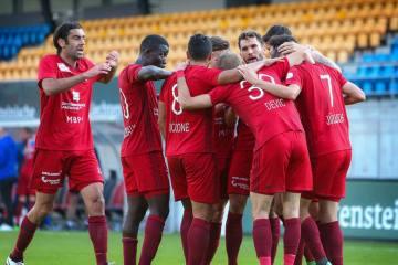 Kantersieg für den FC Vaduz gegen den FC Wohlen