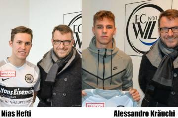 Grosse Veränderungen im Kader des FC Wil 1900