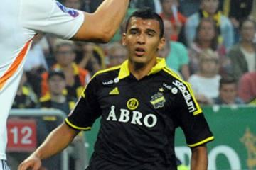 AIK Solna leiht Bahoui aus
