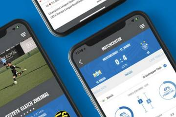 Neue GC-App ab sofort verfügbar
