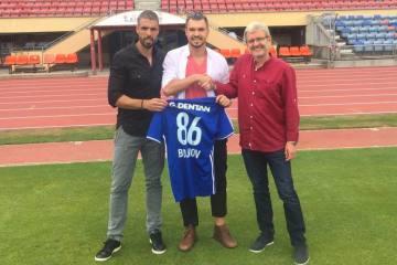 Bojinov verlässt Lausanne schon wieder
