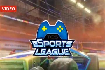 TCS lanciert eine E-Sports-Liga