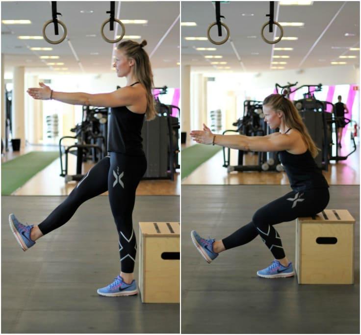 effektivt träningsprogram för viktminskning