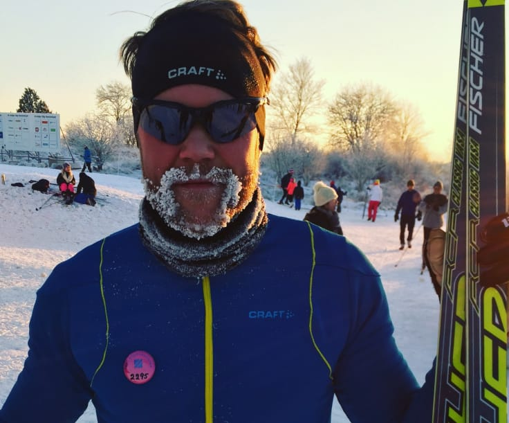 Joakim Larsson i Brottby SK