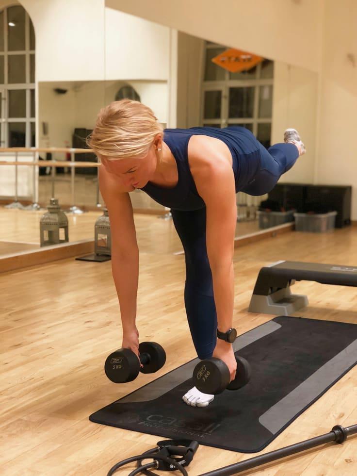 Hyvä tasapaino ja kehon vakaus vähentävät loukkaantumisriskiä