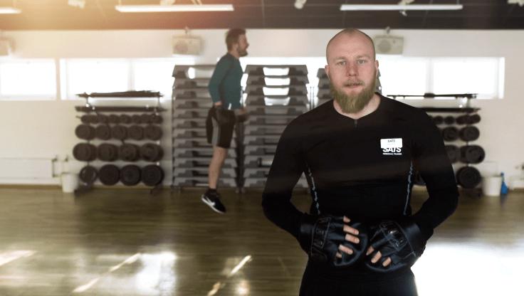Pudota painoa Personal Trainerin avulla