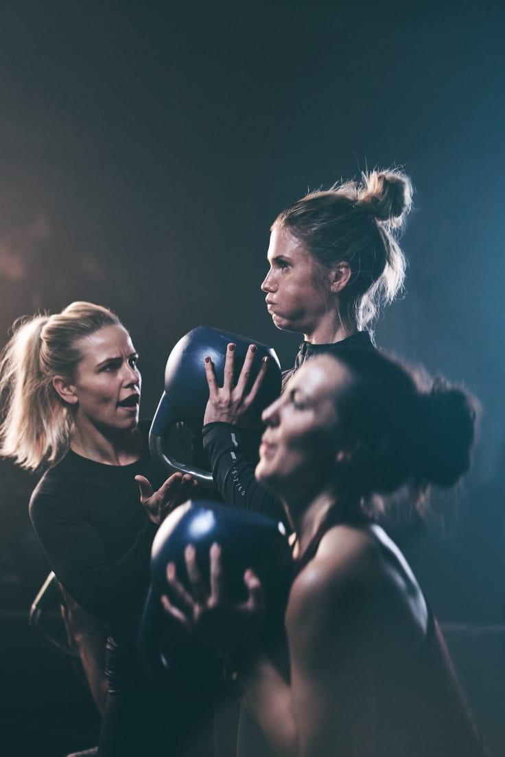 Build´n Burn er effektiv trening for raske resultater. Styrketrening